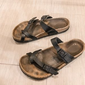 Myari Birkenstocks - Authentic